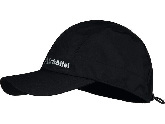 Schöffel Winter Rain Cap1 black